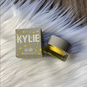 NIB Kylie Jenner Gel Liner in Yellow